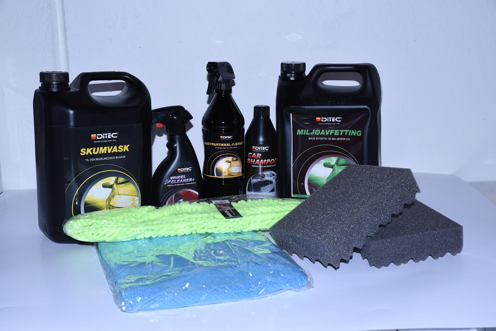 Vaskepakke med felgrens 2