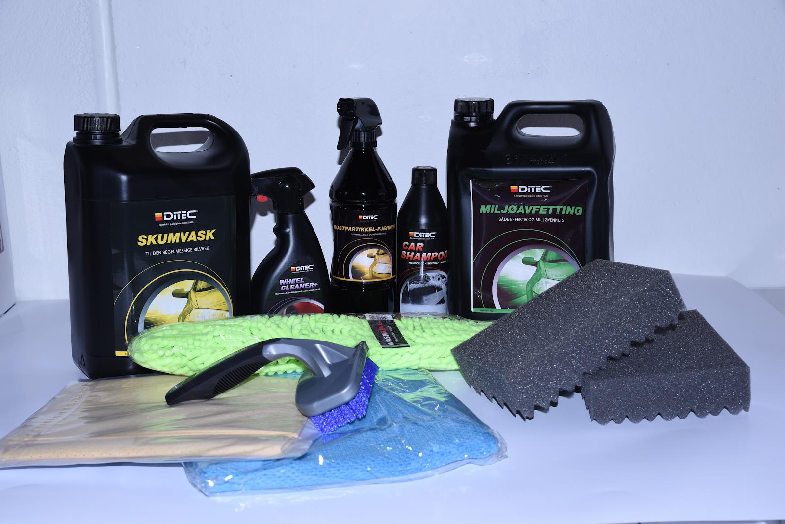 Vaskepakke med felgrens 3